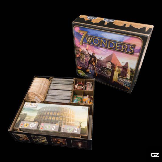 rangements 7 Wonders ™