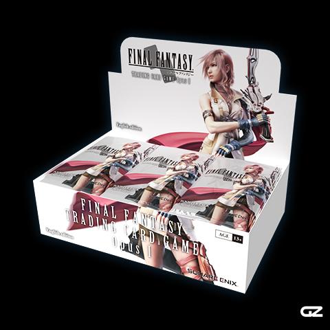 Display Final Fantasy TCG