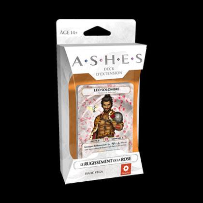 Ashes - Rugissement-de-la-Rose