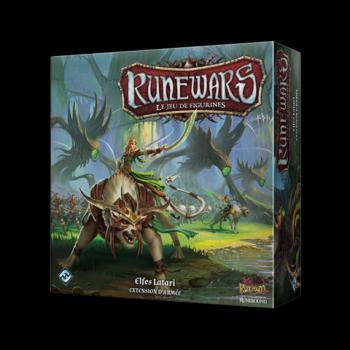 Runewars : Armée Elfes Latari