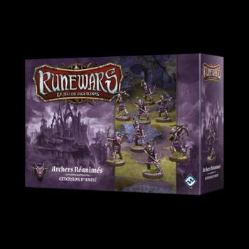 Runewars : Archers Réanimés