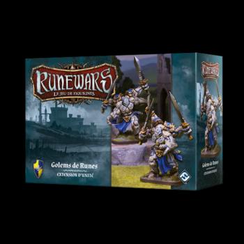 Runewars : Golems de Runes