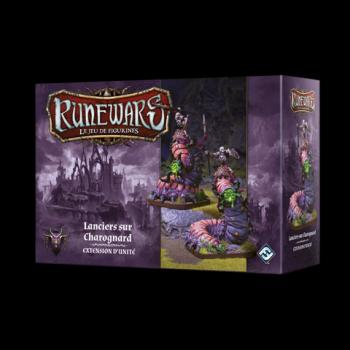 Runewars : Lanciers sur Charognard