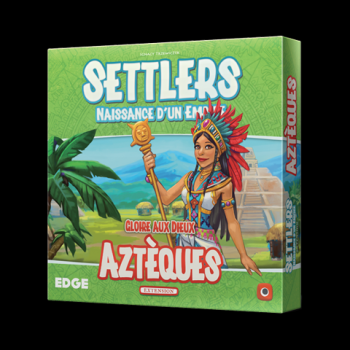 The Settlers - Aztèques