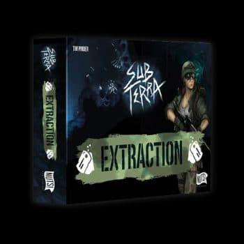 SUB TERRA - Extraction