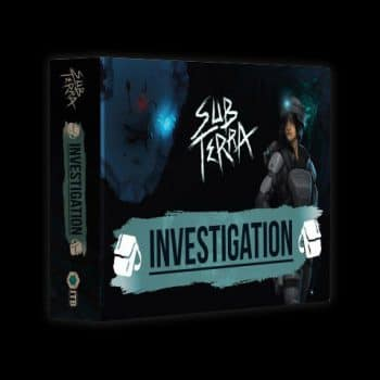 SUB TERRA - Extension 1 - Investigation