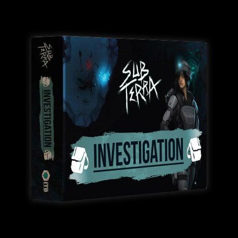 SUB TERRA - Extension 1 - Investigation